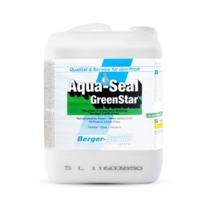 Berger Aqua-Seal GreenStar